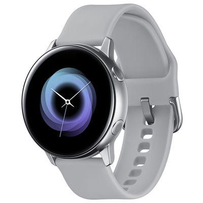 Montre connectée Samsung Galaxy Watch Active: discrète et bien faite