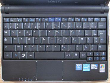 Samsung N140 keyboard