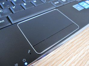 Samsung N140 touchpad