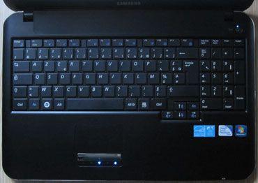 Samsung X520 keyboard