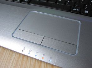Samsung R730 touchpad