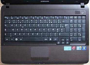 Samsung R540 keyboard