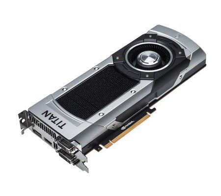 Nvidia GeForce GTX Titan Black 6 Go