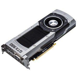 Nvidia GeForce GTX 980 4 Go