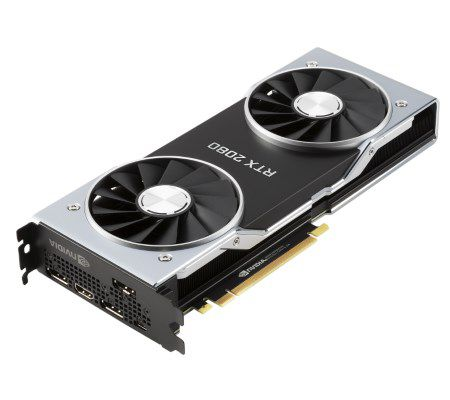 Carte Accord Tarif.Nvidia Geforce Rtx 2080 Test Prix Et Fiche Technique Carte