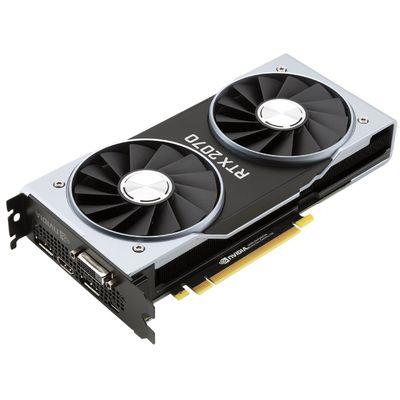 Nvidia GeForce RTX 2070: la carte graphique idéale pour le WQHD