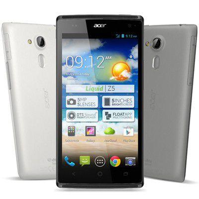 Acer Liquid Z5 Duo, un androphone dual-SIM