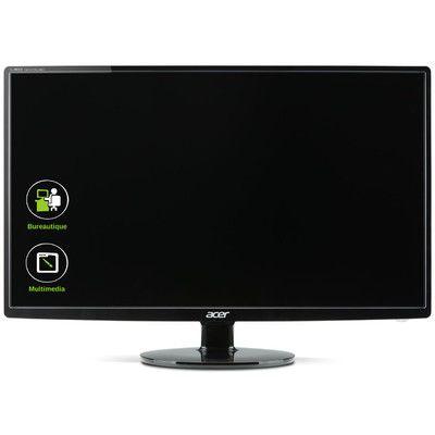 Acer S271HLDbid, un écran très polyvalent