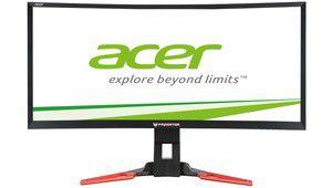 Soldes 2018 – Acer Predator Z35, un moniteur panoramique dédié au jeu