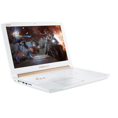 PC portable Predator Helios 300: le blanc lui va comme un gant