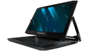 CES 2019 – Acer dégaine un PC gamer convertible avec une RTX 2080