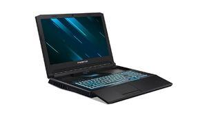 Prise en main du PC portable Helios 700 et son clavier coulissant