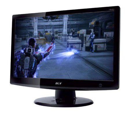 Acer h243h test complet ecran lcd pour ordinateur for Ecran pc lesnumeriques