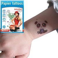 Micro Application Tatouages