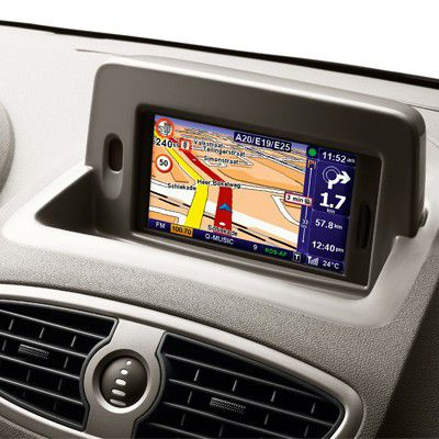 renault carminat tomtom test complet gps les num riques. Black Bedroom Furniture Sets. Home Design Ideas