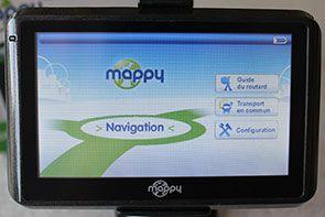 Mappy Iti 405 Start