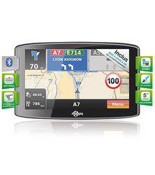 Mappy maxiS709 - Le GPS avec écran extra large