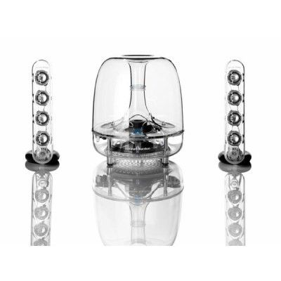 harman/kardon Soundsticks Wireless, le kit PC et Bluetooth