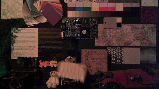 LifeCam Studio nuit