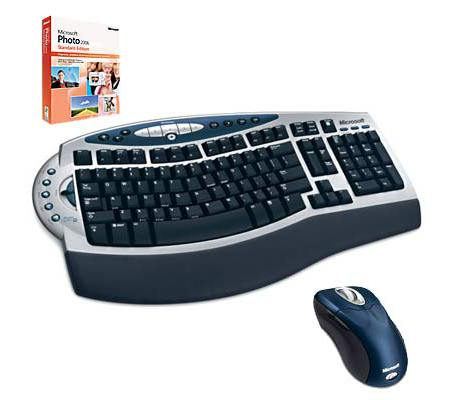 Microsoft Wireless Desktop 5000