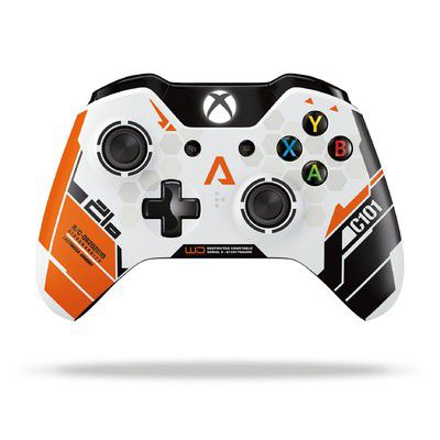 microsoft manette xbox one titanfall disponibilit. Black Bedroom Furniture Sets. Home Design Ideas