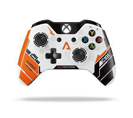 Microsoft Manette Xbox One Titanfall