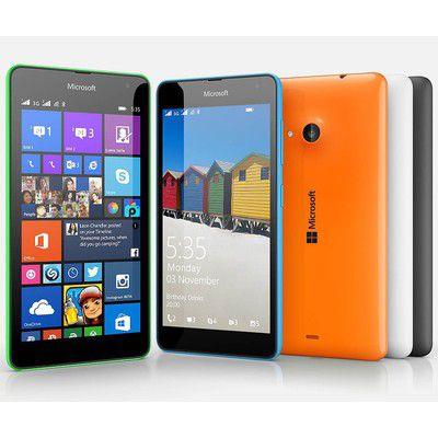 Microsoft Lumia 535, l'entrée de gamme généreuse