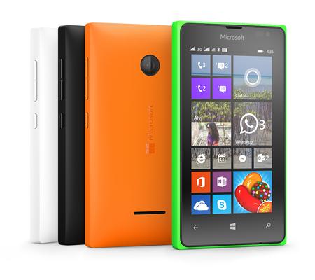 Microsoft Lumia 435   test, prix et fiche technique - Smartphone ... e3bcea0eb7e3