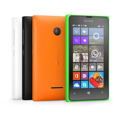 Microsoft Lumia 435, de la fluidité pour moins de 80€