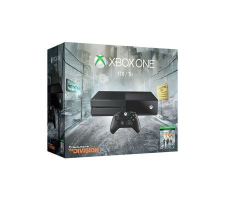 Microsoft Xbox One 1 To + The Division