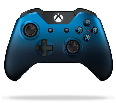 Microsoft Manette Xbox One Dusk Shadow