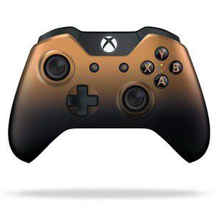 Microsoft Manette Xbox One Copper Shadow