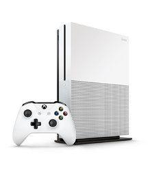 Microsoft Xbox One S: cure d'amaigrissement et de stéroïdes