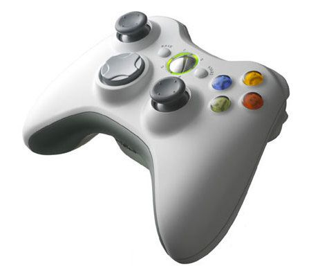 Microsoft Wireless Xbox 360 Controller for Windows