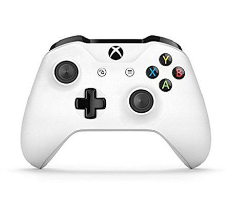 Microsoft Manette Xbox One S Blanche