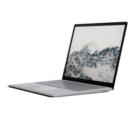 microsoft surface laptop test complet ordinateur portable les num riques. Black Bedroom Furniture Sets. Home Design Ideas
