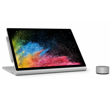 Microsoft Surface Book 2 (15 pouces)