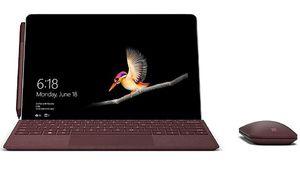 La Surface Go avec 4G intégrée arrive en boutique