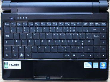 Hannspree HannsBook Keyboard