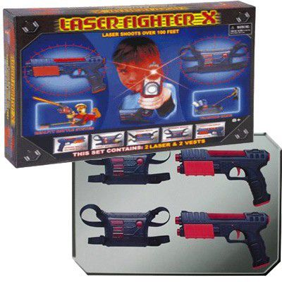 Golden Bright Combat Laser X