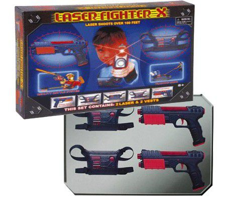Golden Bright Combat Laser X