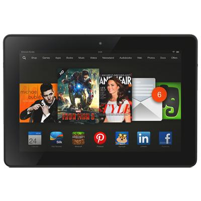 Amazon Kindle Fire HDX 8.9 (2014): Fire OS ne convainc toujours pas