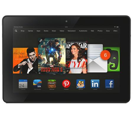 Amazon Kindle Fire HDX 8.9 (2014)