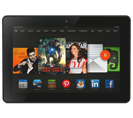Amazon Kindle Fire HDX 8.9 (2014)