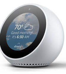 Amazon Echo Spot: quand Alexa tourne bien rond