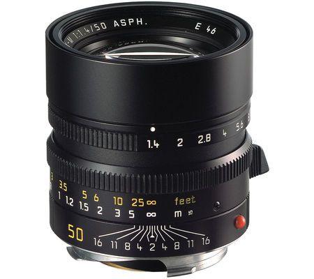 Leica Summilux-M 50mm ASPH
