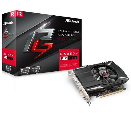 ASRock Phantom Gaming RX560 4G