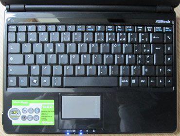 ASRock G22 keyboard