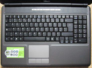 ASRock M15 keyboard