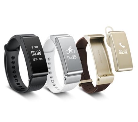 MWC 2015 – Huawei Talkband B2, retour du capteur d ...